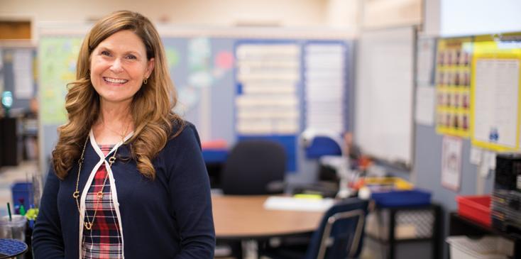 Becoming a School Teacher in CA