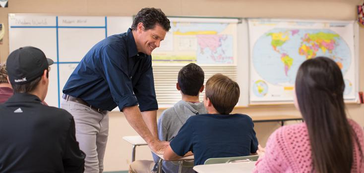 Becoming an Elementary School Teacher in CA