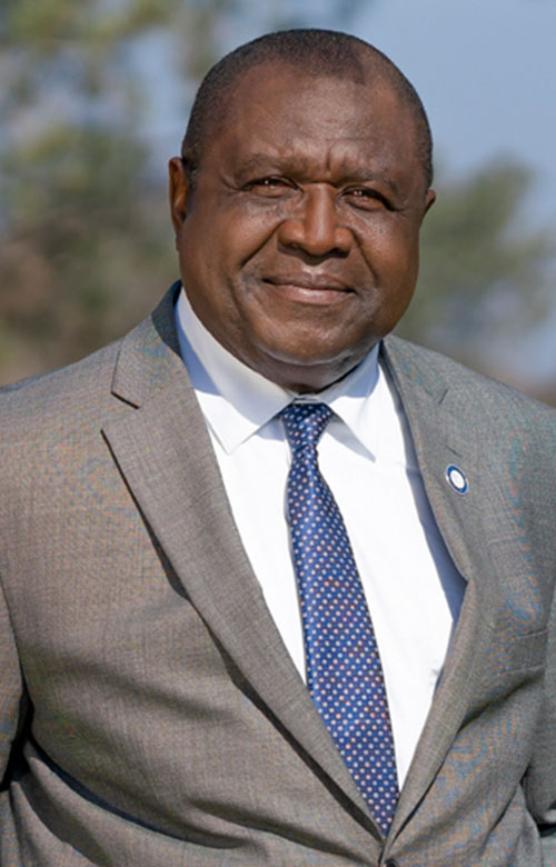 Dr. Alfred Ntoko Dean, School of Business and Management