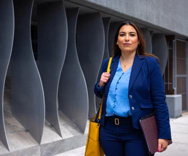 Nadia L., Class of 2020