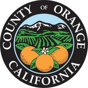 County of Orange seal