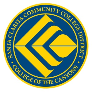 Santa Clarita Community College - College of the Canyons Seal