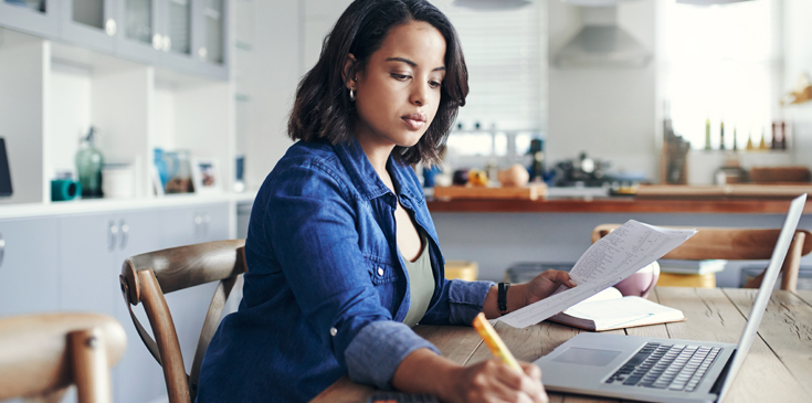 Work-Life Balance How to Stay Focused While Earning Your Degree at Home