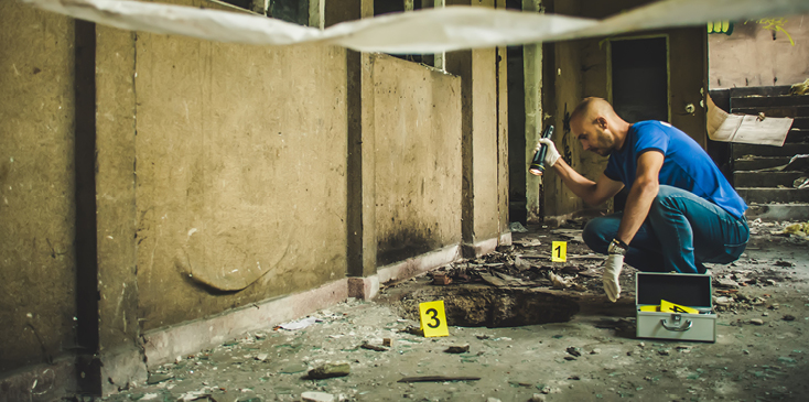 A Look at Crime Scene Investigation Training