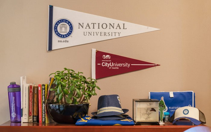 How Do I Transfer College Credits to National University?