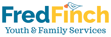 Fred Finch Youth & Family Services logo.