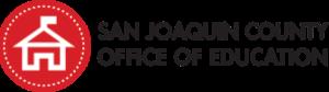San Joaquin County Office of Ed Logo