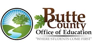 Butte County Office of Education logo.