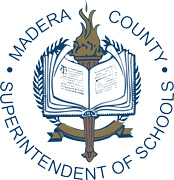Madera County Superintendent of Schools logo.