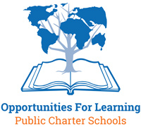Opportunities for Learning logo.