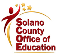 Solano County Office of Education logo.