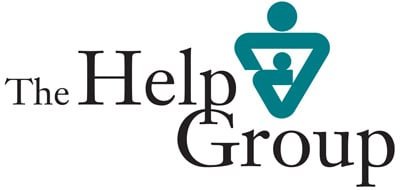 The Help Group logo.