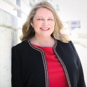 Nancy Rohland-Heinrich, Ed.D., Senior Vice President, External Relations