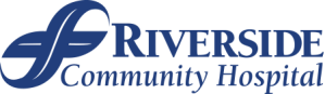 Riverside Community Hospital logo