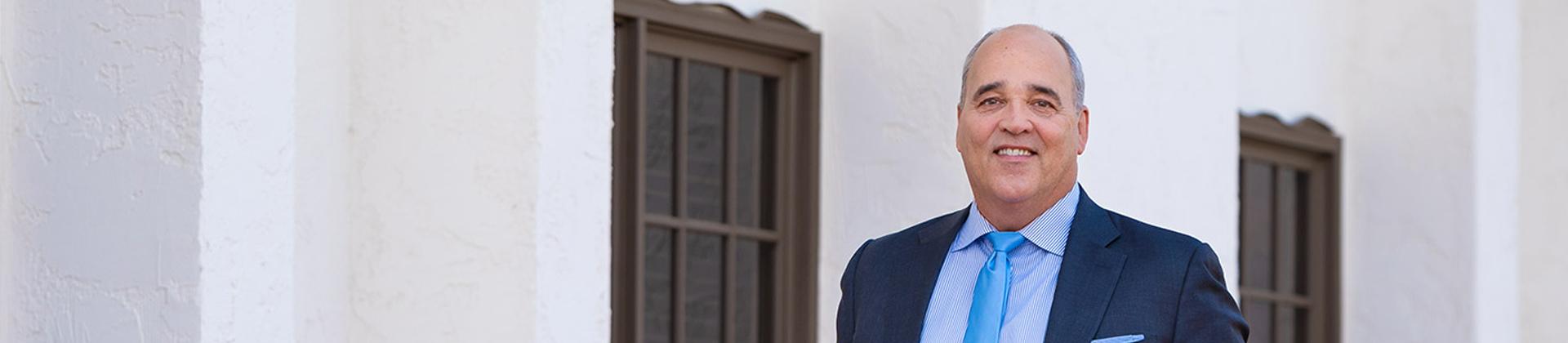 Chancellor Michael Cunningham